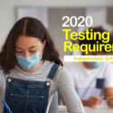 testing requirements for admissions to independent high schools